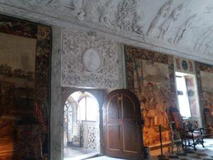 ローゼンボー城の内装