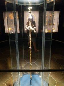 ローゼンボー城の宝剣