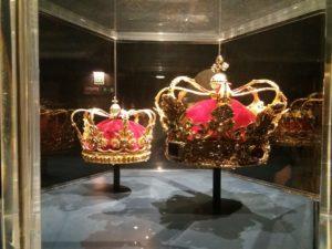 ローゼンボー城の王冠