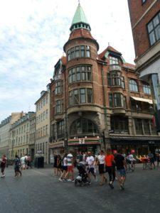 コペンハーゲン中心部のセブンイレブン