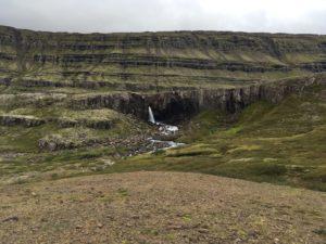 939号線の滝その2