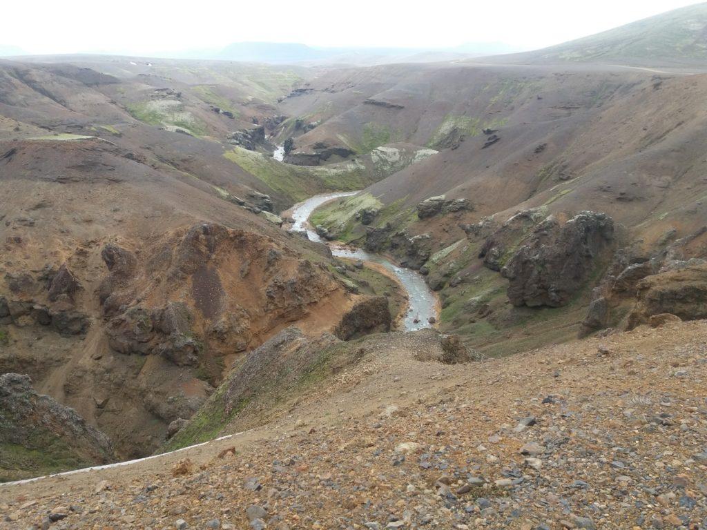 F347の峡谷