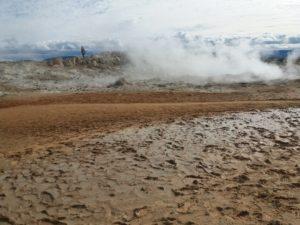 Hverirの泥濘