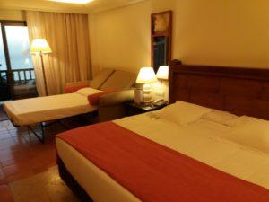 Vincciホテルのお部屋