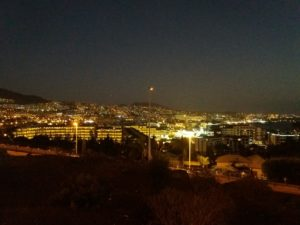 costa adejeの夜景