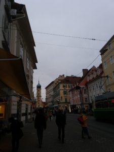 グラーツの街並み1