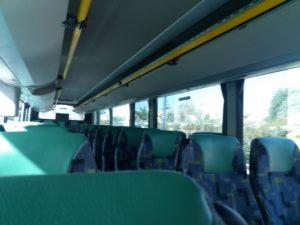 南部・北部をつなぐ高速バス