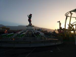 テネリフェ北海岸のテーマパーク
