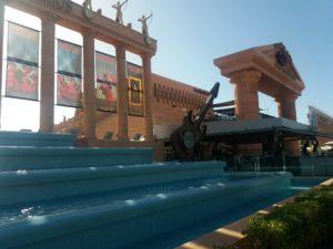 クレオパトラパレスの外観