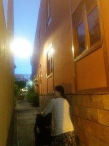 La COCCINAへの細道