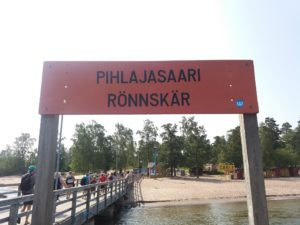 pihlajasaariの波止場