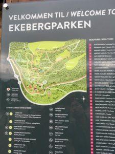 Ekebergparken公園