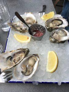 オスロの牡蠣