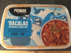 Extraマーケットで購入したBacalao