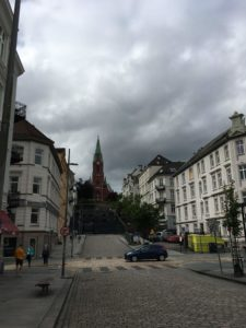ベルゲンの教会