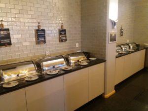 クラリオンホテルスタヴェンガルの朝食ブッフェ
