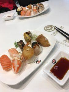 itsudemoの寿司